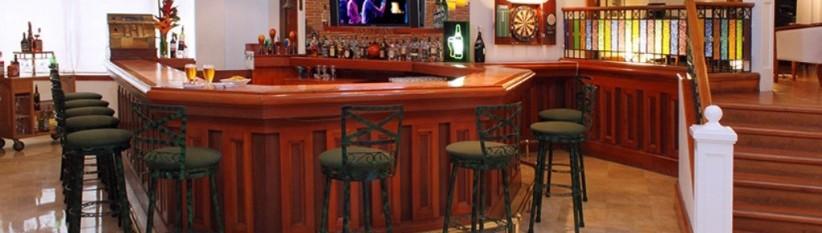 Sports Bar.  Fuente: hotelalmirantecartagena.com.co